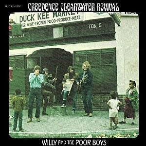 "Creedence Clearwater Revival ""Willy and the Poor Boys"""