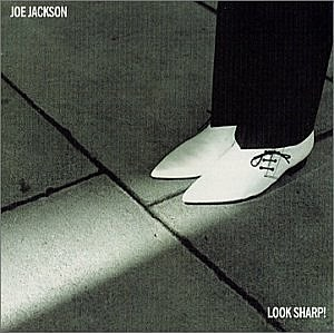 "Joe Jackson ""Look Sharp!"""