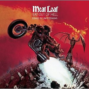 "Meat Loaf ""Bat out of Hell"""