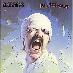 "Scorpions ""Blackout"""