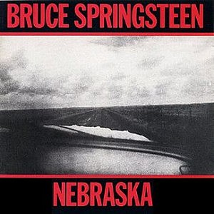 Bruce Springsteen Nebraska cover