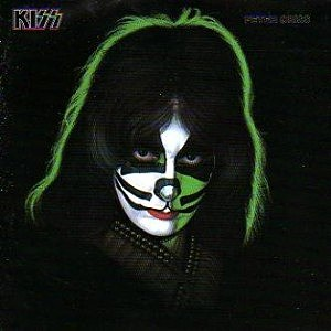 Peter Criss Album Cover