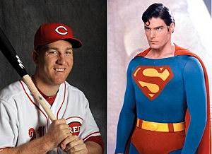 Todd Frazier/Superman