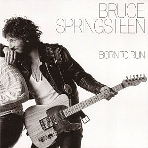 Bruce Springsteen Born to Run cover
