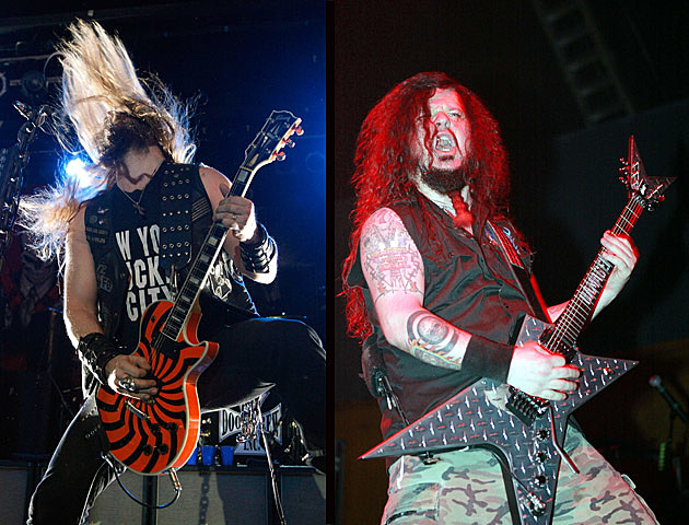 Zakk Wylde vs Dimebag Darrell in this week's Metal Meltdown poll