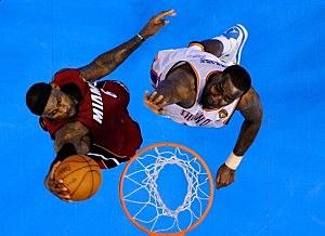 Miami Heat v Oklahoma City Thunder - Game One