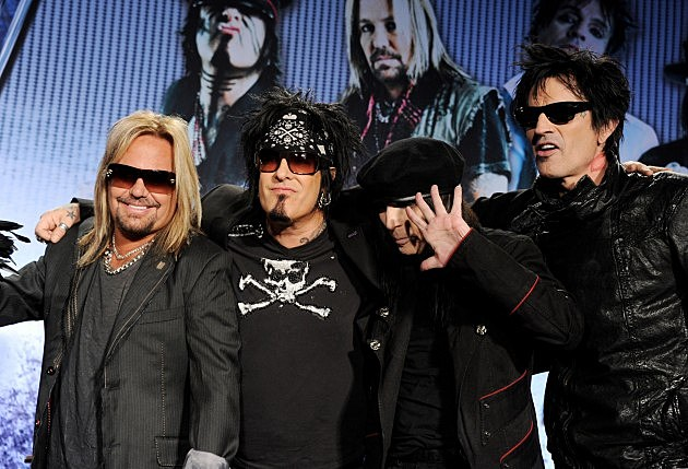 Motley Crue's new single 'Sex'