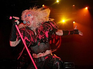 Twisted Sister In Concert At The Hard Rock