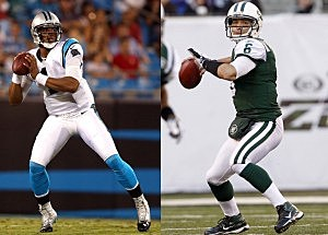 cam newton mark sanchez