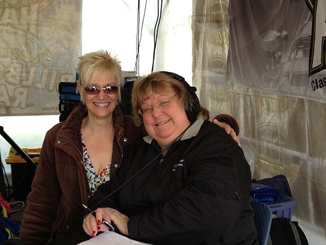 Barbara LaRue & Linda Gillick