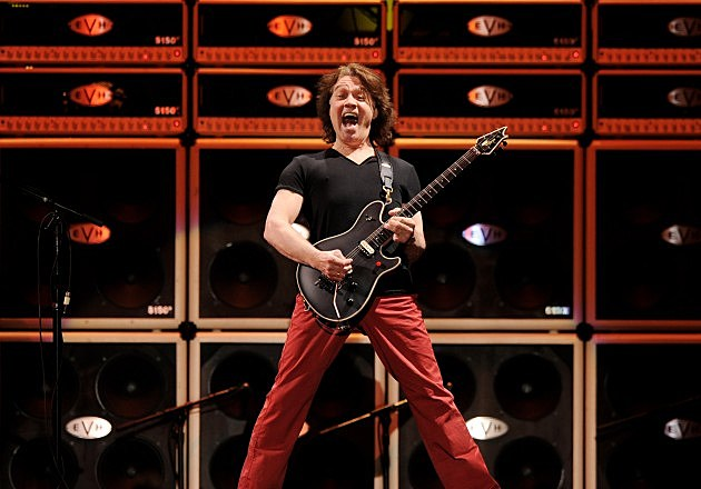 Eddie Van Halen Celebrates his Birthday January 26th