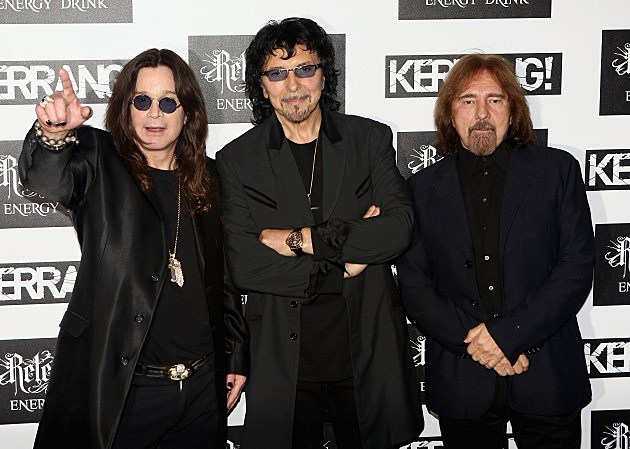 Black Sabbath Announce New Album '13'