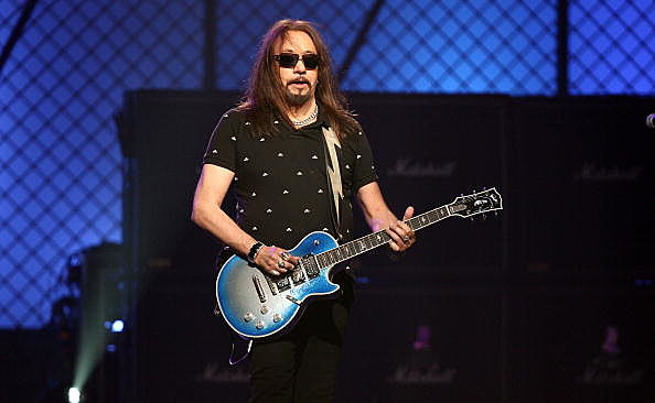 Ace Frehley Celebrated his 62nd Birthday on April 27th