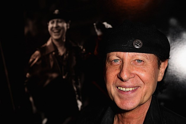 'The Scorpions' Klaus Meine Turns 65