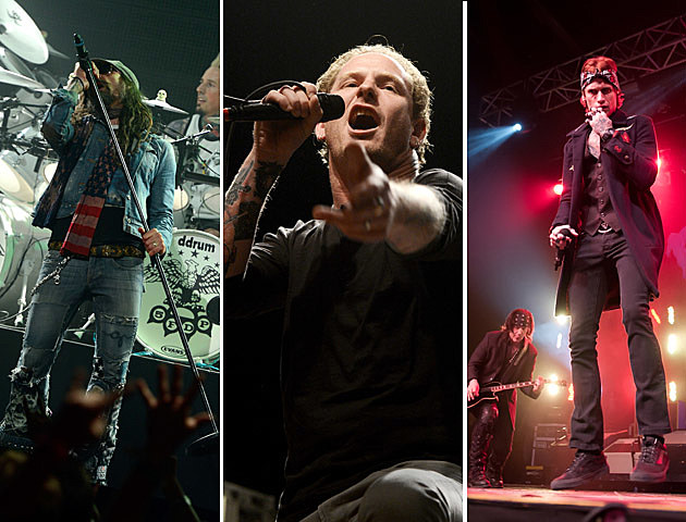 New Rock and Metal Albums for Spring 2013