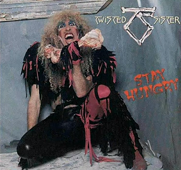 Thanksgiving Day Playlist - Twisted Sister Stay Hungry