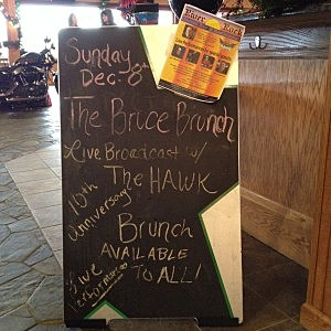 The River Rock welcomes the Bruce Brunch