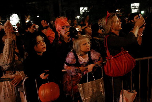 New York City Hosts Annual Halloween Parade
