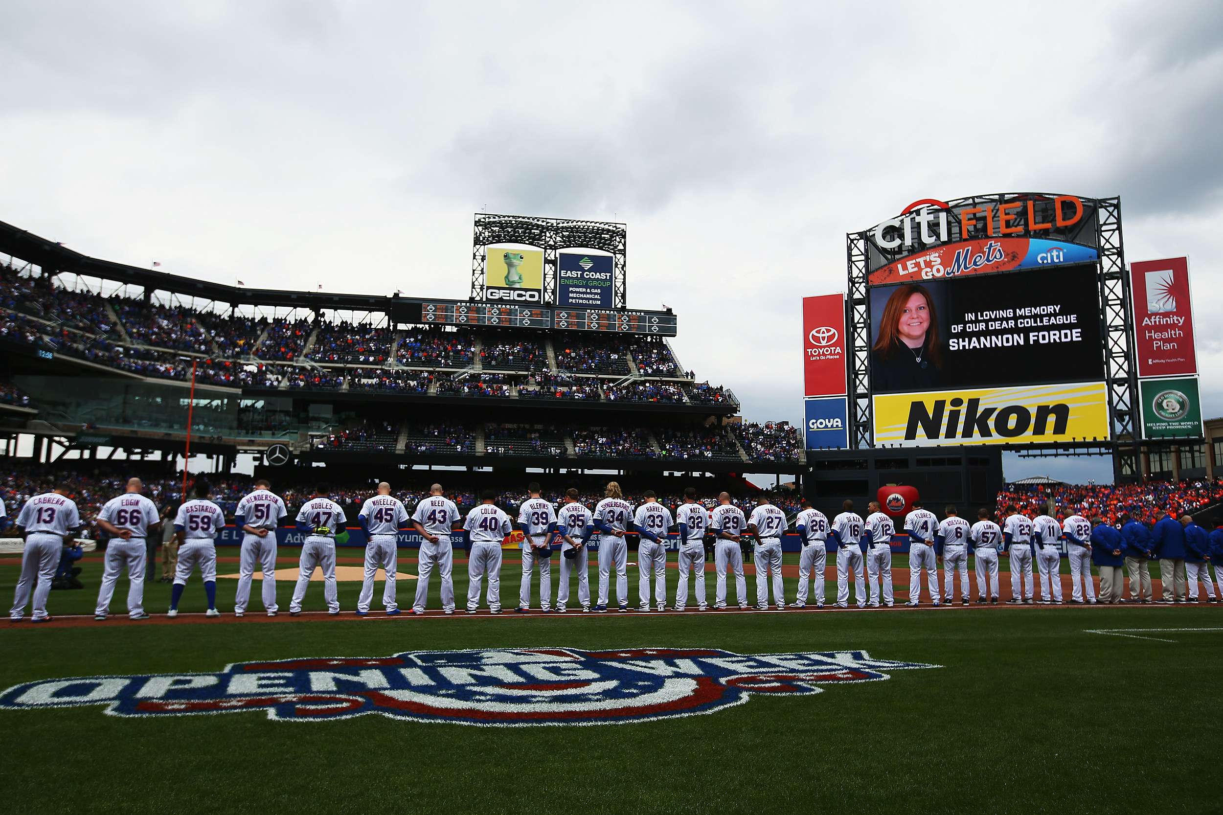 New york mets receive 2015 nl championship rings video sciox Images