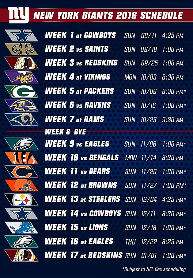 Shocking image in printable giants schedule