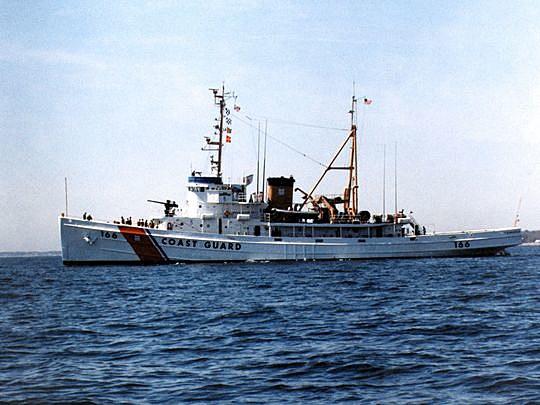 Coast Guard Cutter Tamaroa