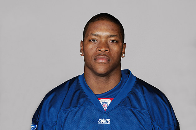 New York Giants 2005 Headshots