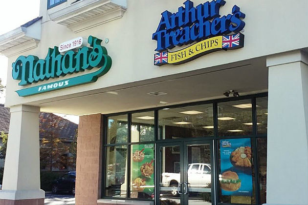 Arthur treacher 39 s nathan 39 s famous open in toms river for Arthur treachers fish and chips