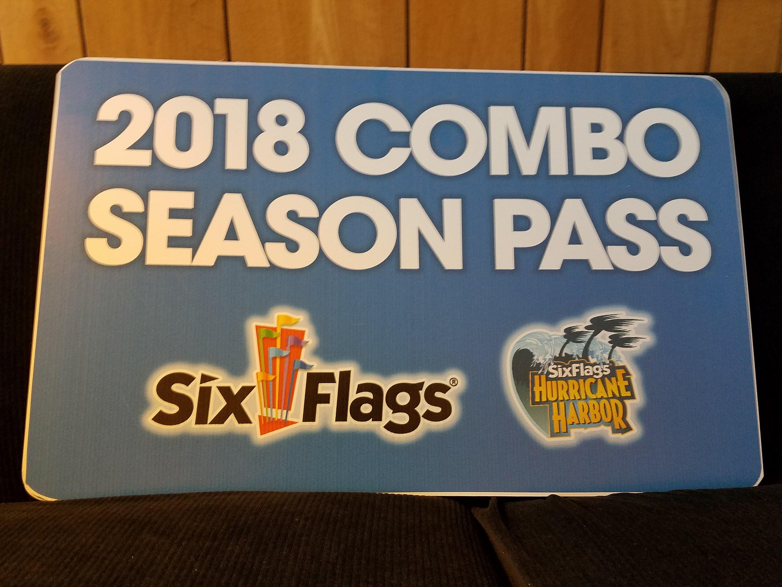 Huge Sale for Great Adventure 2018 Season Passes Starting Thursday!